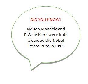 Nelson mandela speech analysis essay