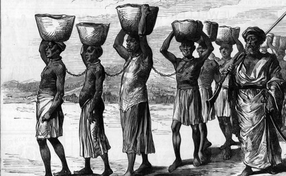 History Of Slavery And Early Colonisation In South Africa South