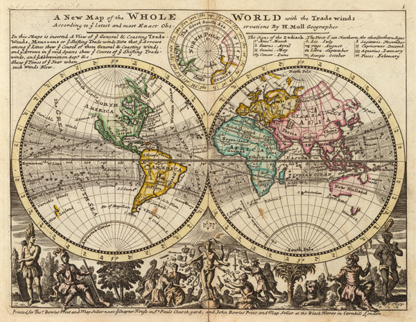 Map Of The Whole World With Names.Africa What S In A Name South African History Online