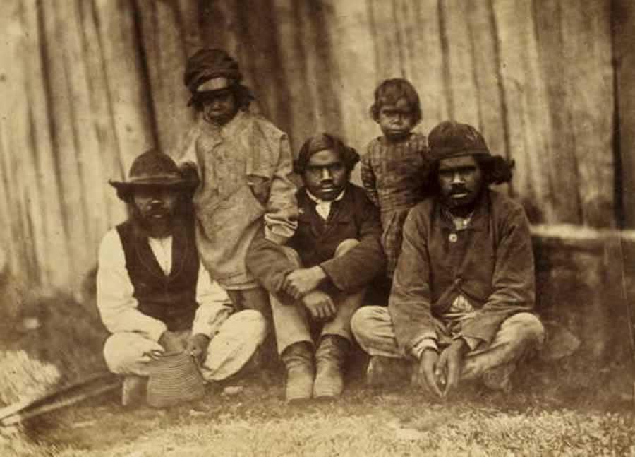 Tasmanian aboriginal quotes