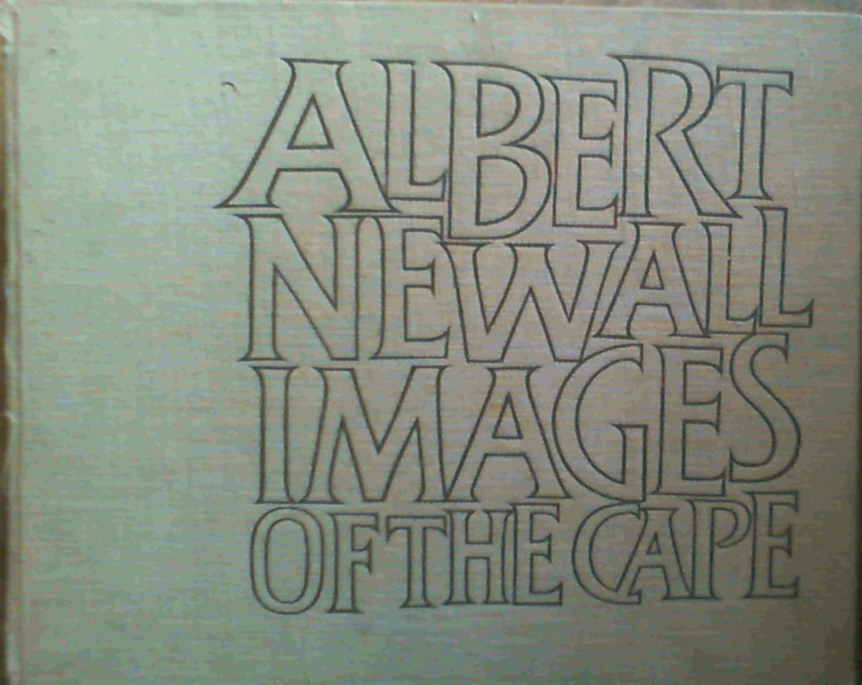 Albert Newall - Images of the Cape