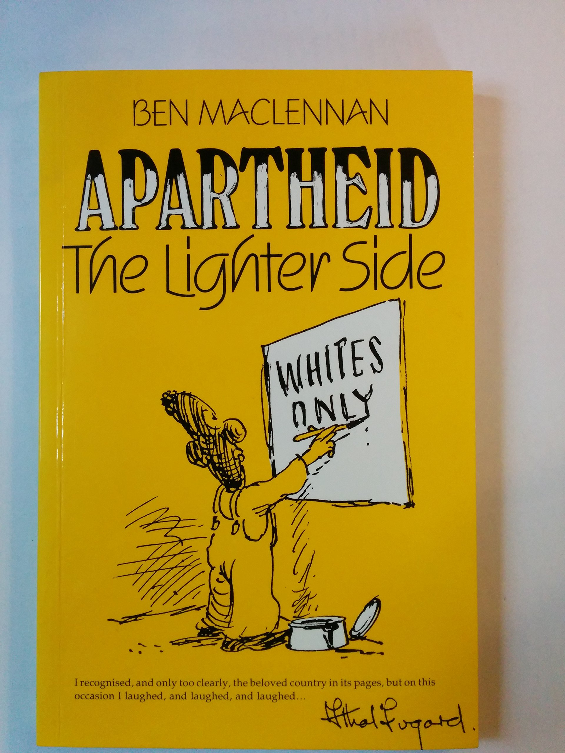 Apartheid: The Lighter Side (1990)