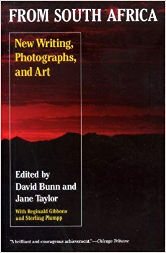 From South Africa: New Writing, Photographs, and Art (1988)
