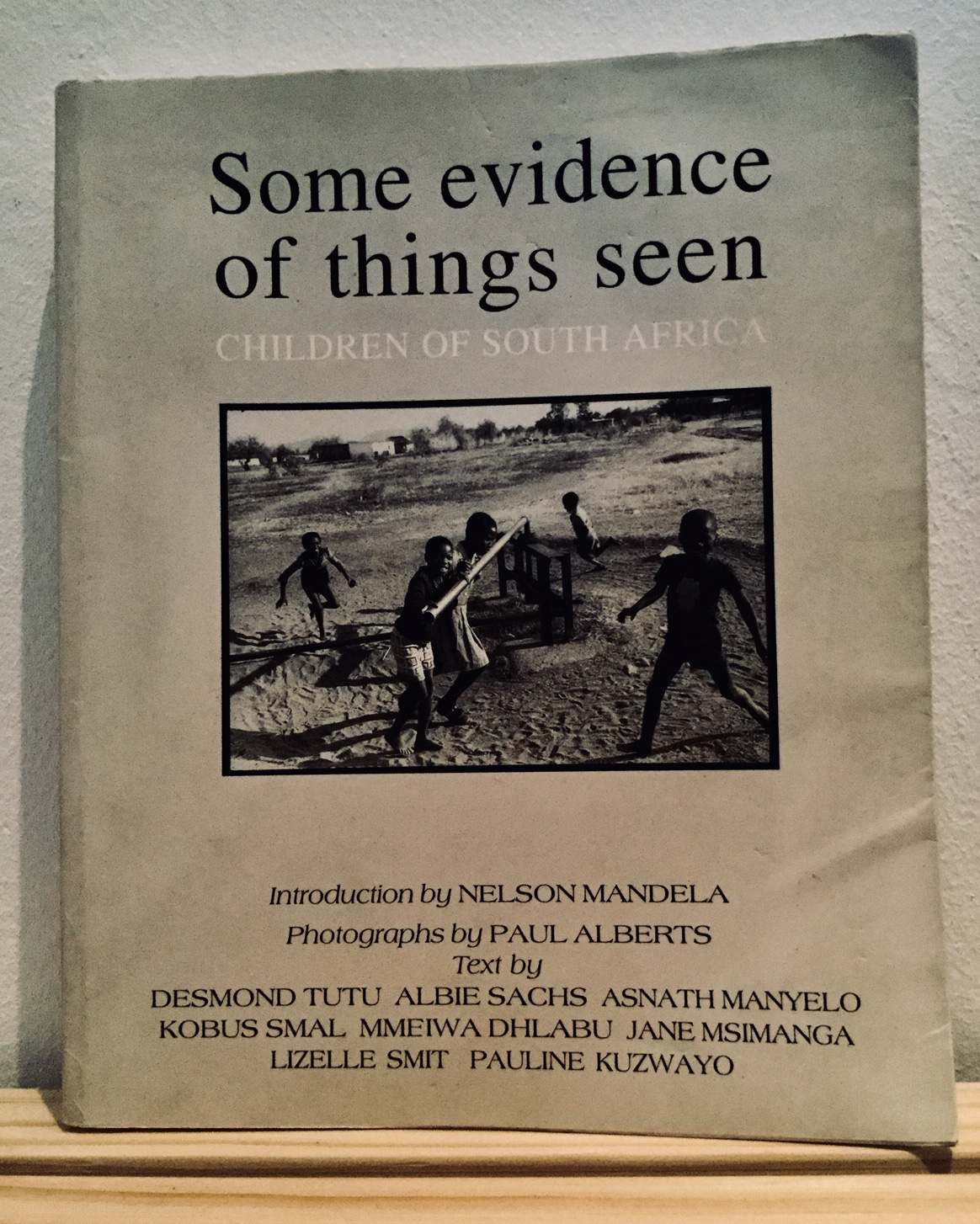 Some Evidence of Things Seen: Children of South Africa (1997)