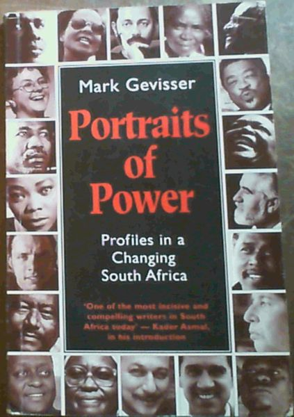 Portraits of Power: Profiles of a Changing South Africa (1996)