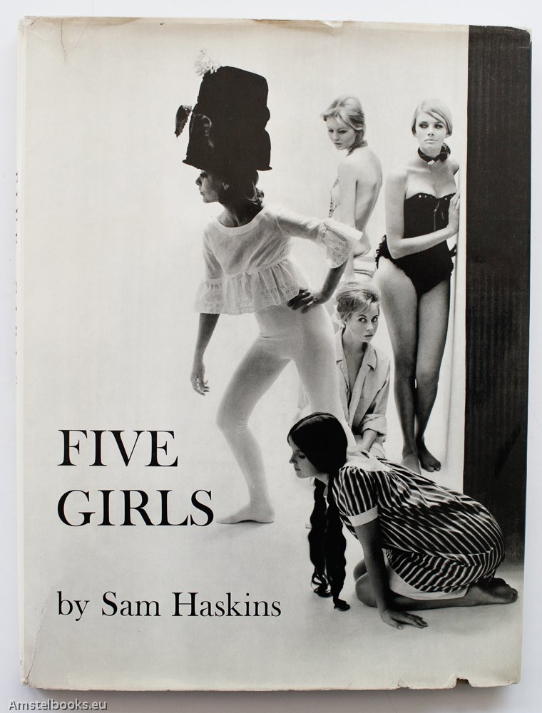 Five Girls by Sam Haskins (1962)