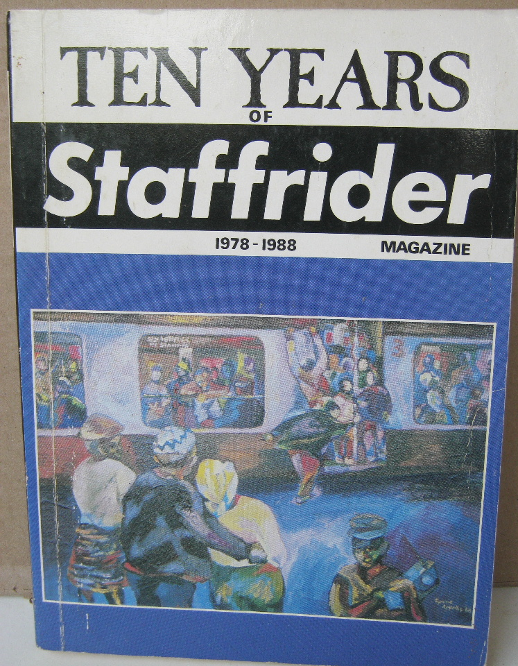 Ten Years of Staffrider (1988)
