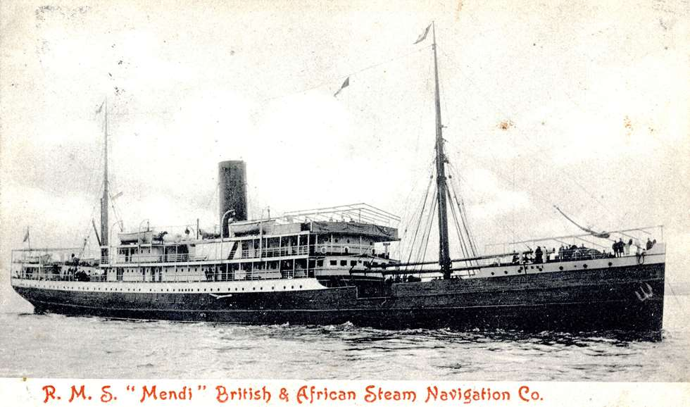 Ss Mendi South African History Online