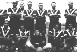 Football in South Africa Timeline 1862-2012 | South African