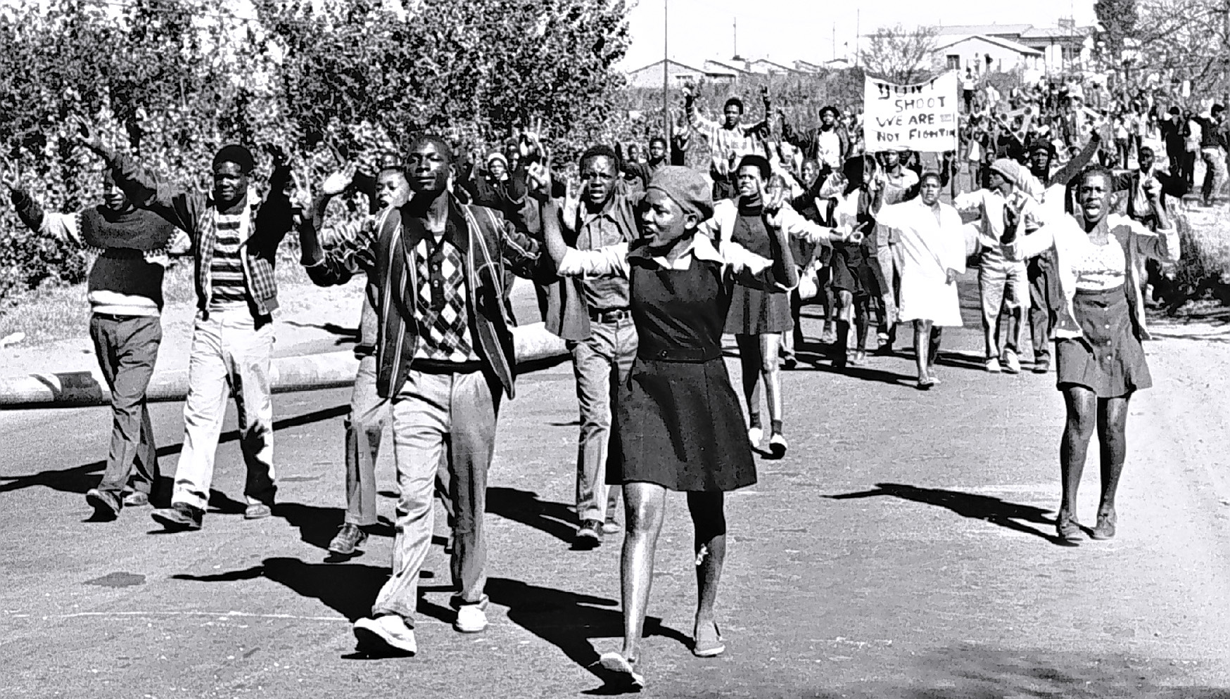 The June 16 Soweto Youth Uprising
