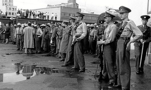 General South African History Timeline: 1970s
