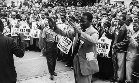 Defiance Campaign timeline 1948-1952 | South African ...