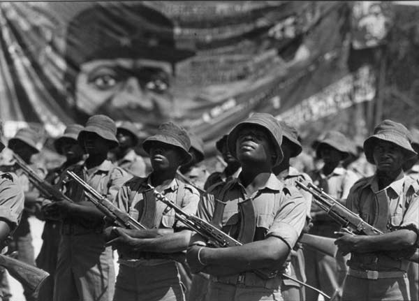 Angolan Civil War 1975 2002 A Timeline Of Events South African