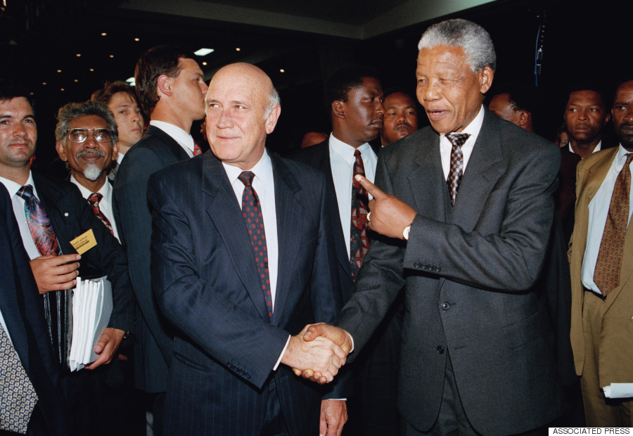 The Interim South African Constitution 1993 South African History