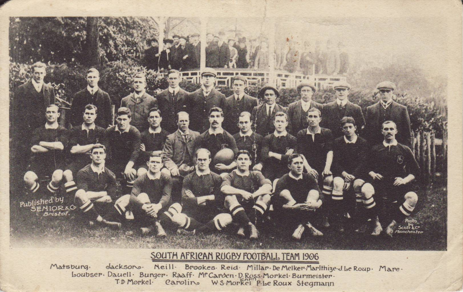 the early history of rugby in south africa south african