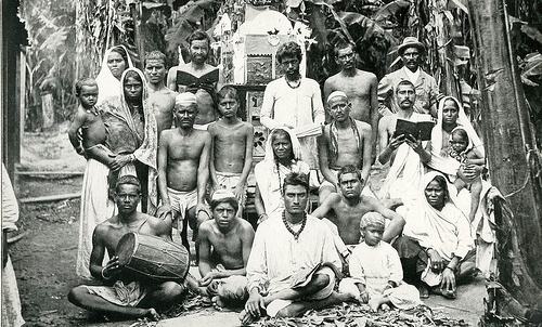 slavery in ancient india