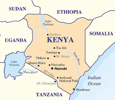 Kenyan Timeline South African History Online