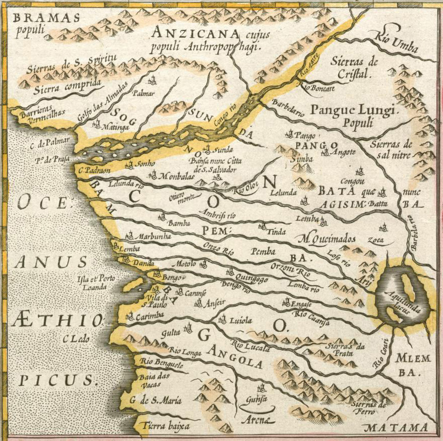 Kingdom of kongo 1390 1914 south african history online kingdom of kongo 1390 1914 gumiabroncs Choice Image