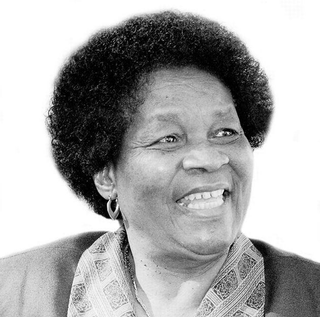 Albertina Sisulu Timeline 1918 2011 South African