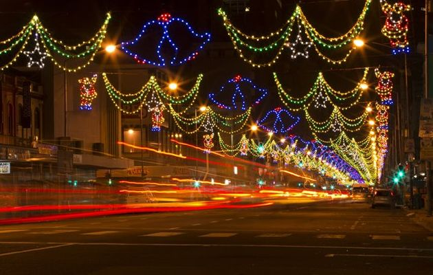 christmas lights in cape town