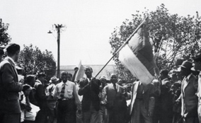 The ANC launched the Defiance Campaign in 1952