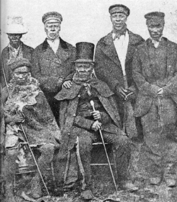 a history of the period of mfecane in southern africa Mfecane is a term widely used by historians from the late 1960s to the late 1980s to refer to a series of wars and population movements that took place over much of southern africa from the 1810s to the 1830s.