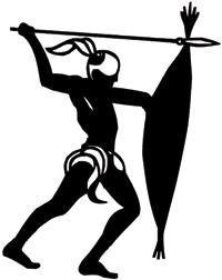 Umkhonto weSizwe<br /><br /><br /><br /><br /><br /><br />  (MK) logo