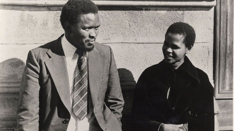 a biography of stephen bantu biko Stephen biko was born in king williams town, in the eastern cape province of  south africa he was a student at the university of.