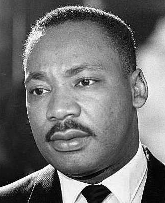 Martin Luther King - one of the great presenters