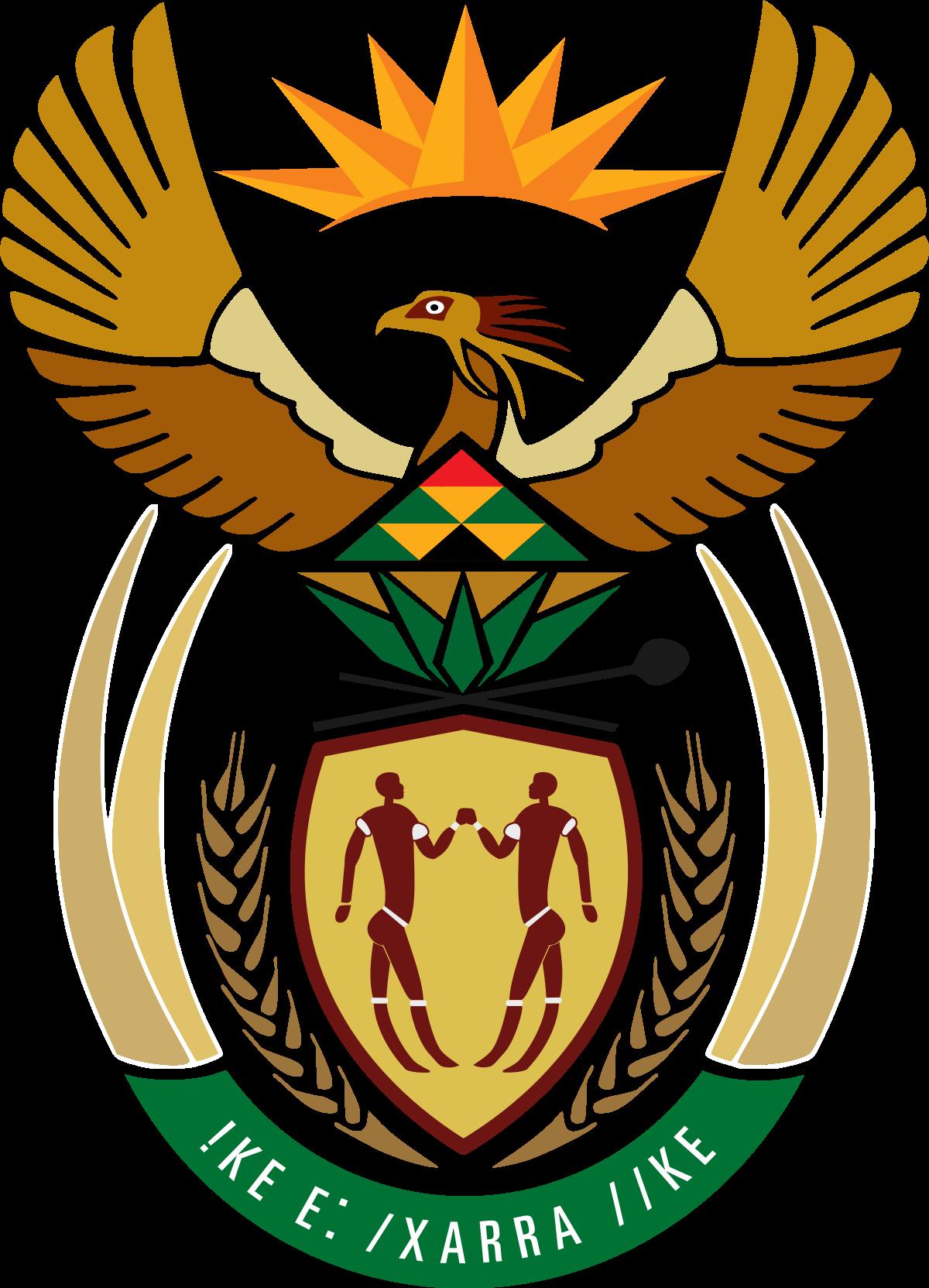 What animal symbolises south australia on the australian coat of arms