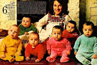 First sextuplets in the world to survive their infancy are born in ...
