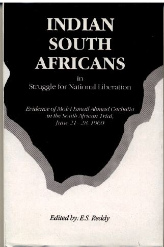 Indian South Africans in Struggle for National Liberation