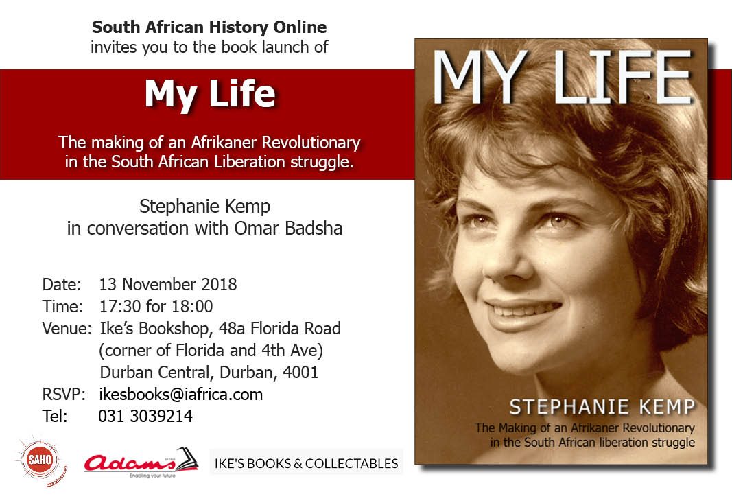 My Life by Stephanie Kemp Book Launch
