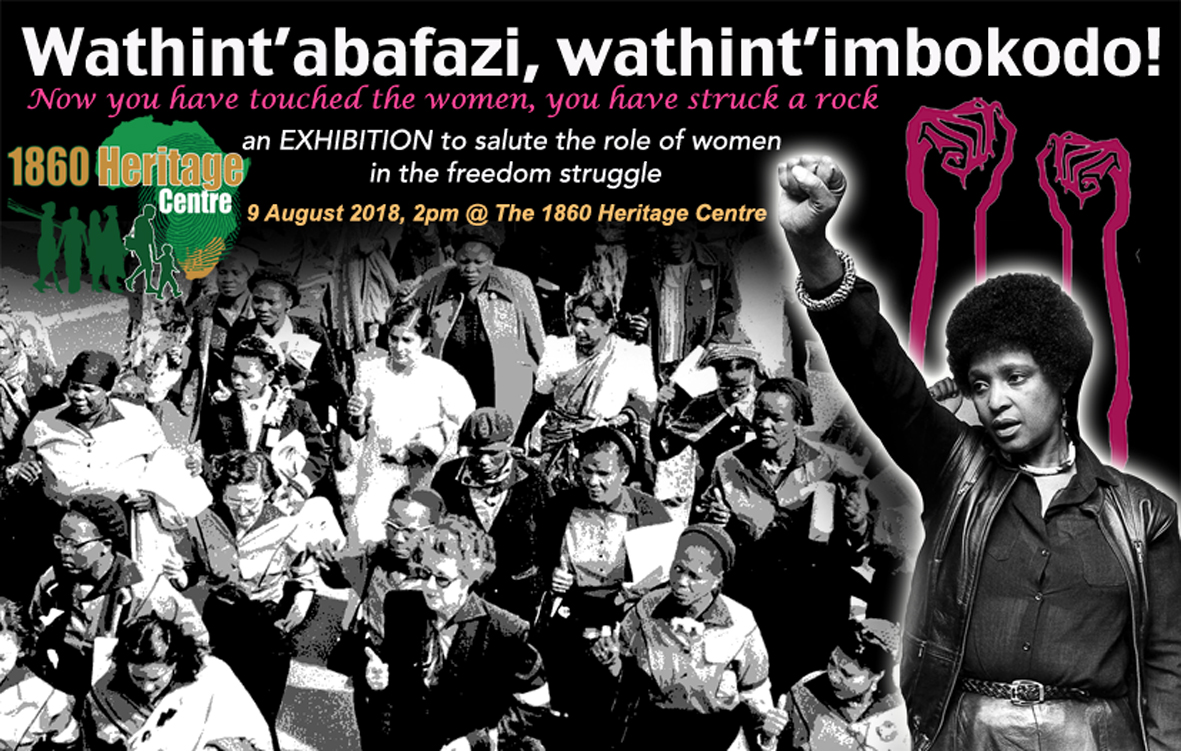 Exhibition to salute the role of Women in the Freedom Struggle
