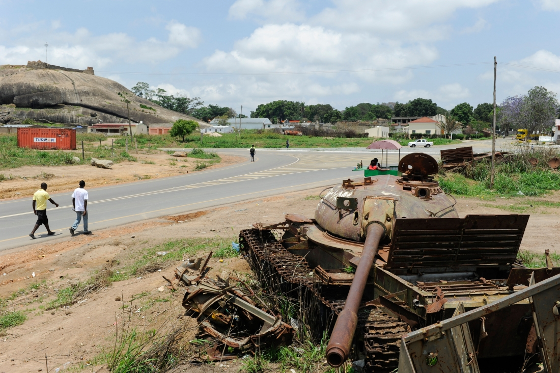 Angola | South African History Online