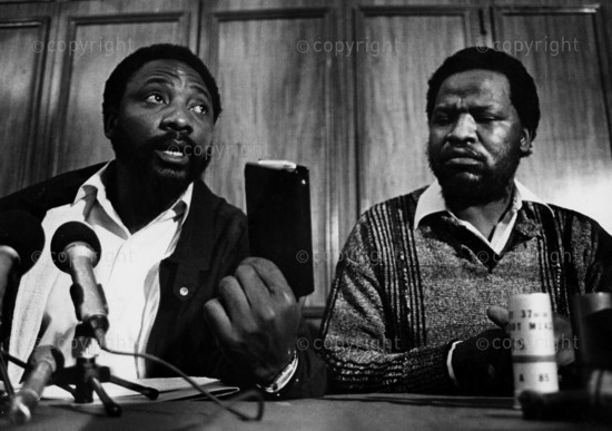 Cyril Ramaphosa, National Union of mine workers | South ...