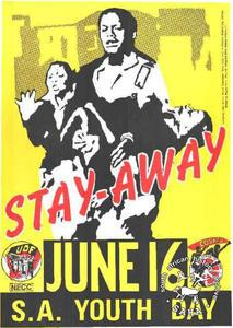 June 16 Posters | South African History Online