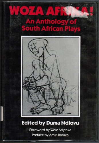 1986 Woza Afrika! - An Anthology of South African Plays