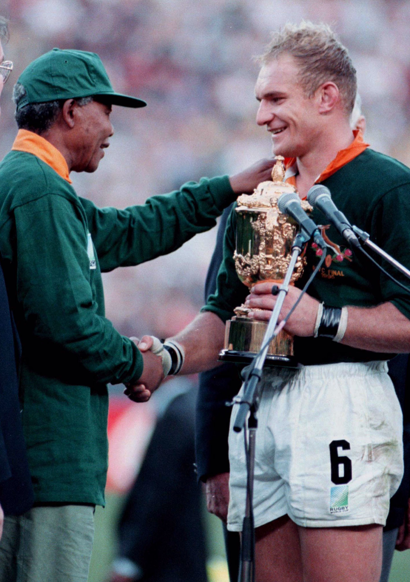 Rugby World Cup, South Africa, 1995