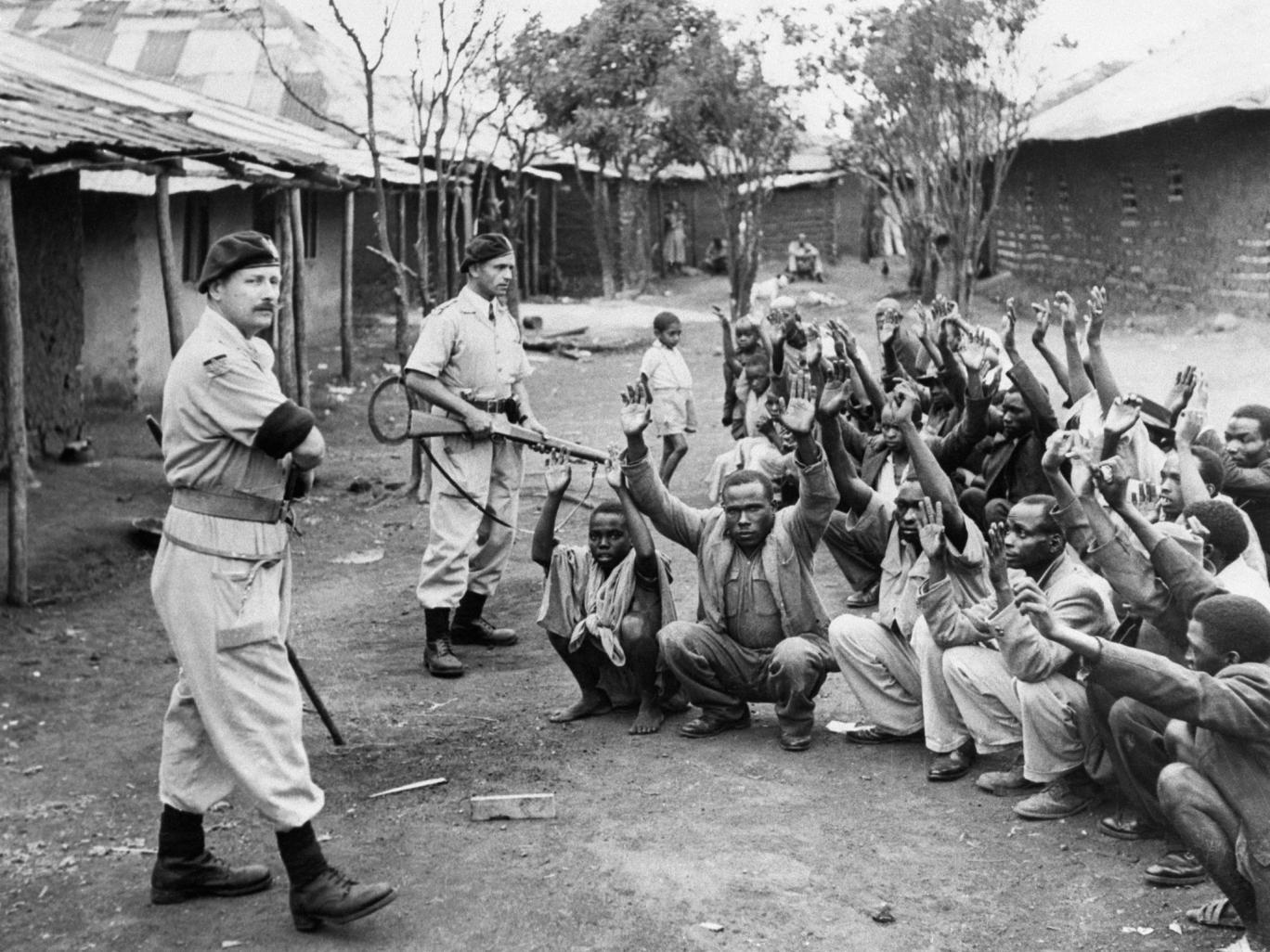 Kenyan Timeline | South African History Online
