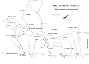Conquest of the Eastern Cape 17791878  South African History Online