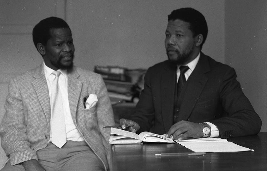 Nelson Mandela Timeline 1950 1959