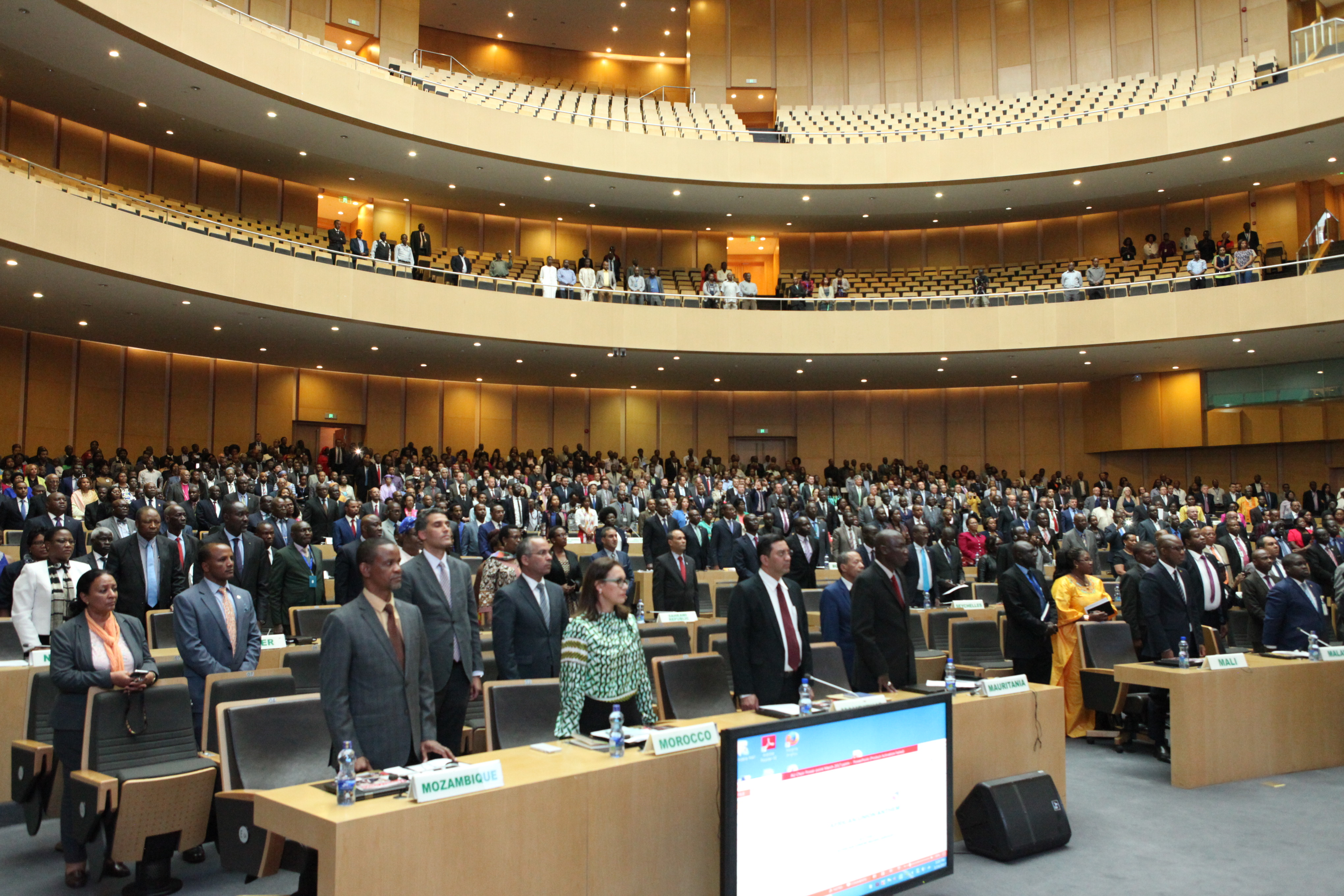 African Union (AU): Member States, creation date, headquarters, goals and objectives 98