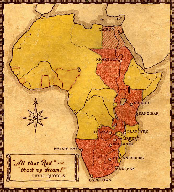 Cecil John Rhodes | South African History Online