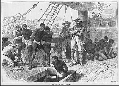 Help on slave trade and abolition SA?
