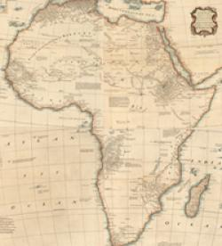 Map Of Africa 1700.Maps Of Africa Through The Centuries South African History Online