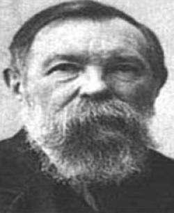 Friedrich Engels German Philosopher Dies In London South African