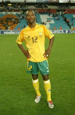 Mpho gift leremi mamelodi sundowns soccer player dies south gift leremi at ellis park during the mandela challenge in 2004 image source www negle Image collections