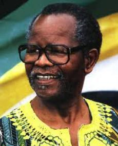 Oliver Reginald Kaizana Tambo South African History Online