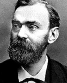 a biography of alfred nobel the inventor of dynamite Alfred nobel - swedish chemist remembered for his invention of dynamite and   inventor of dynamite and founder of the nobel prizes, was born in stockholm.